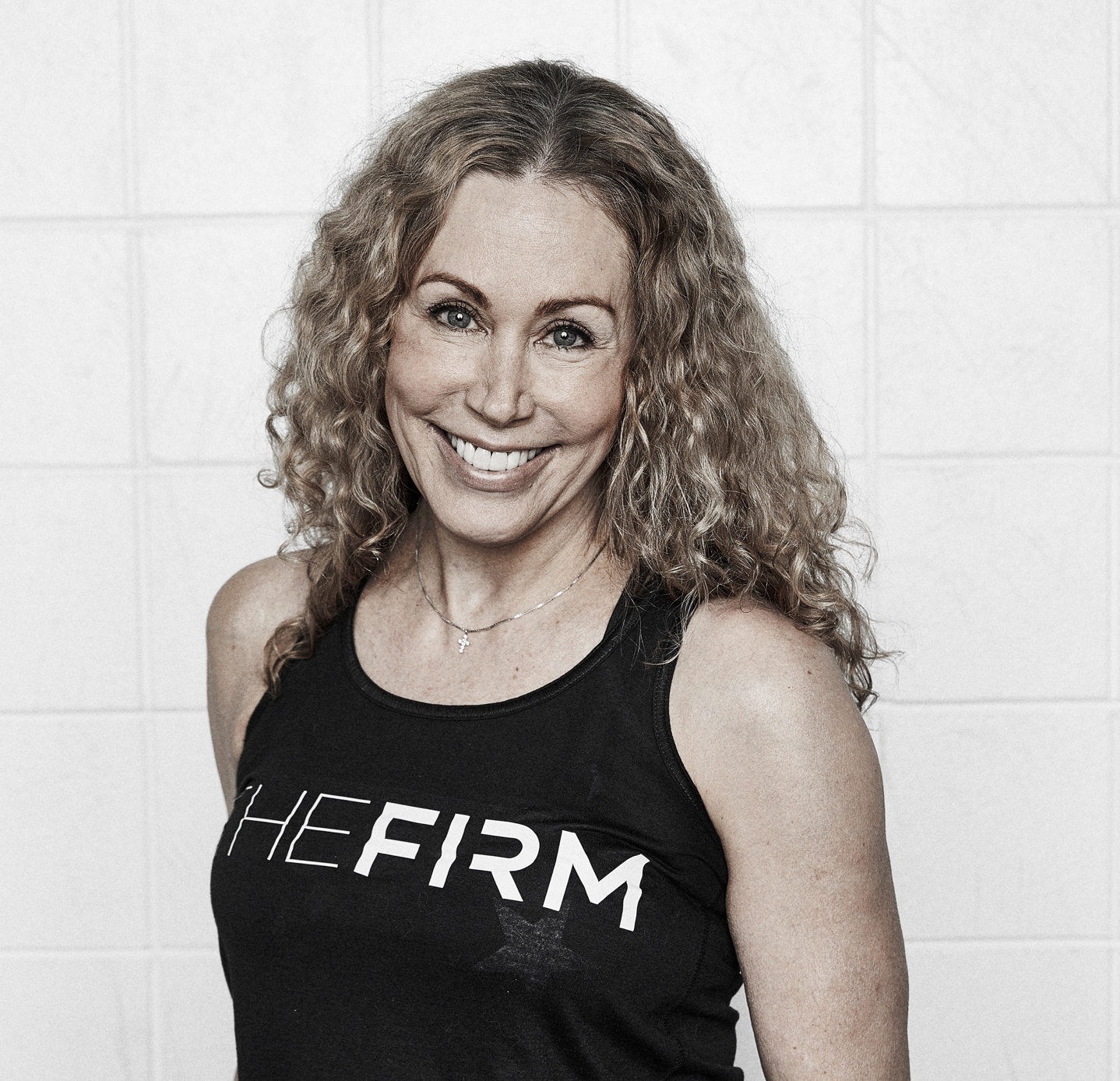 Kelly Miyamoto, The Firm's in-house personal training expert